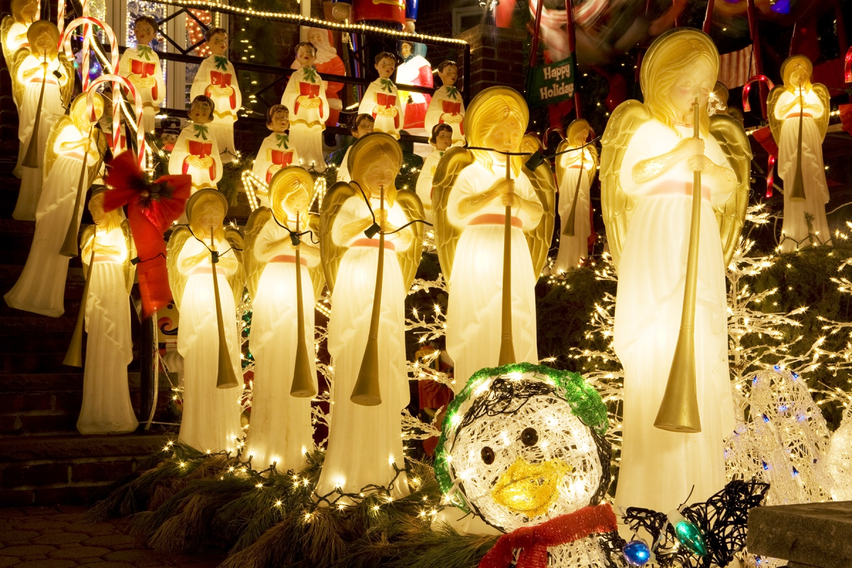 Dyker Heights Christmas lights 3949